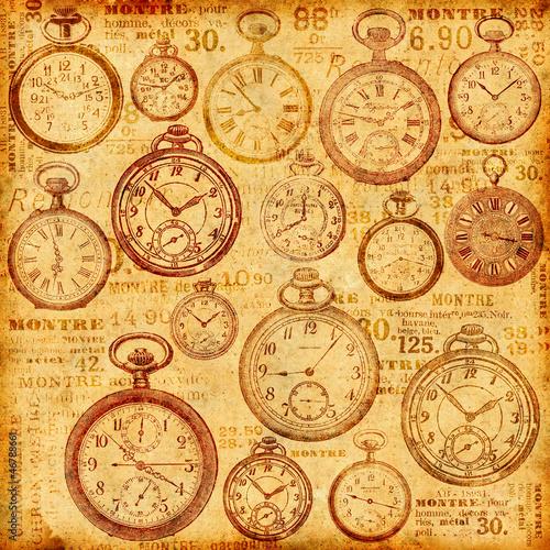 Fotografía  Fond montres