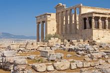 Erechtheum Athens