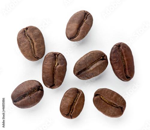 Fotobehang Koffiebonen Coffee beans