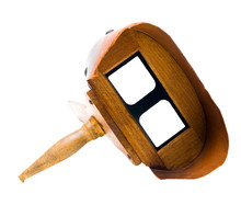 Wooden Stereoscope