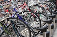 Bicycle Parking Lot-2