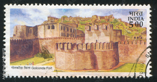 Golconda fort фототапет