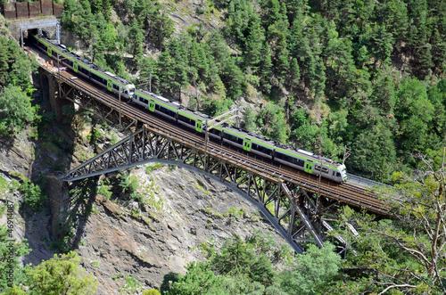 Obrazy na płótnie Canvas Viadukt