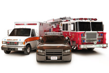 First Responder Vehicles, On A...