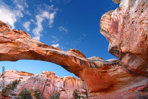 Hickman Natural Bridge Utah