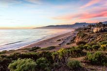 Sunset Over Santa Monica Bay