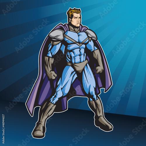 Poster Superheroes Super4 A