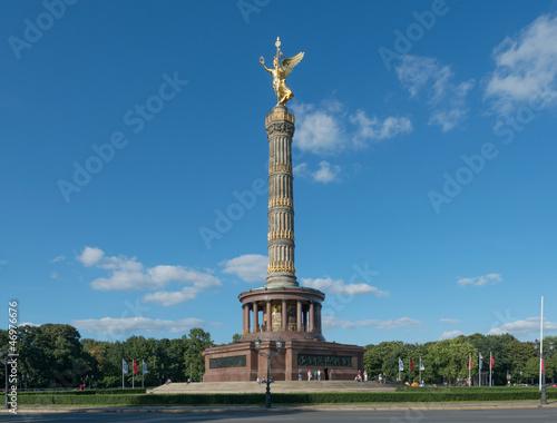 Papiers peints Berlin Siegessäule in Berlin