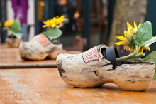 Traditional Wooden Shoes