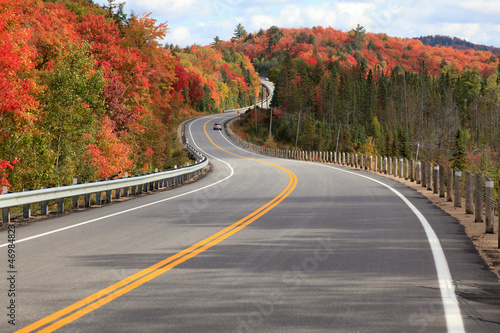 Photo Herbstlaubfärbung