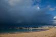 Trearddur Bay Storm Clouds