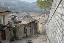Fossombrone Country Town In Ma...