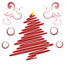 Decorazione Natale Albero