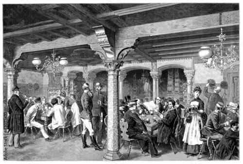 Photo Tavern - 19th century