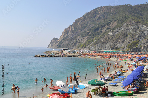 Spiaggia Liguria