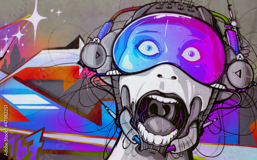 Grafitti Kunst