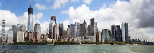 Fototapeta premium Nowy Jork - Manhattan