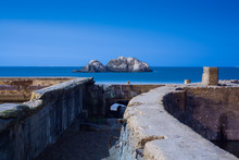 Ruin Of Sutro Baths, At Might,...