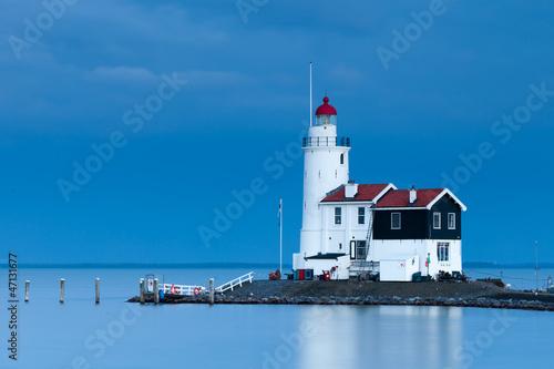 Lighthouse Paard van Marken, Netherlands