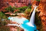Havasu Falls, cascate nel Grand Canyon