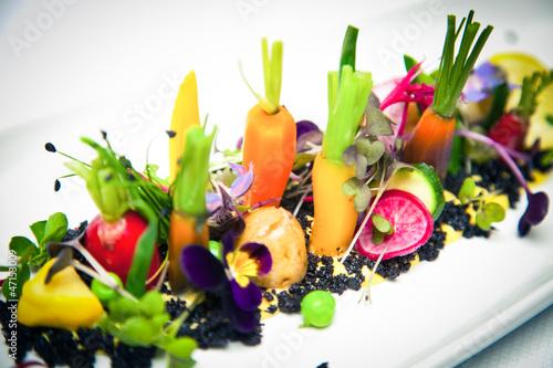 Fotomural Gastronomie