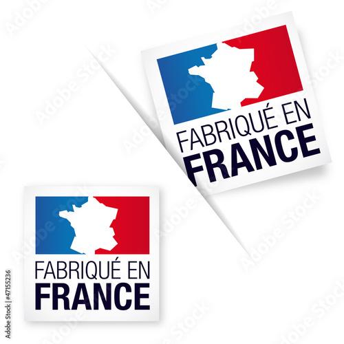 Plagát  Made in France / Fabriqué en France