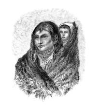 Amérindienne - Indian Woman
