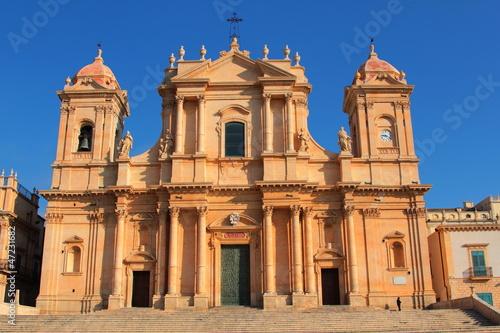 Fotografía  Sicilia, Noto  la Cattedrale