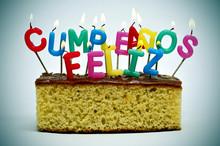Cumpleanos Feliz, Happy Birthd...