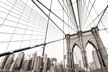 Manhattan Bridge, New York Cit...