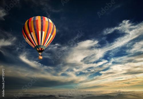 balon-aerostat-balon-na-gorace-powietrze