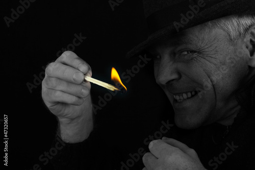 Valokuva  Brandstifter