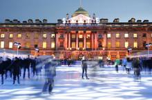 London Somerset House Ice Rink