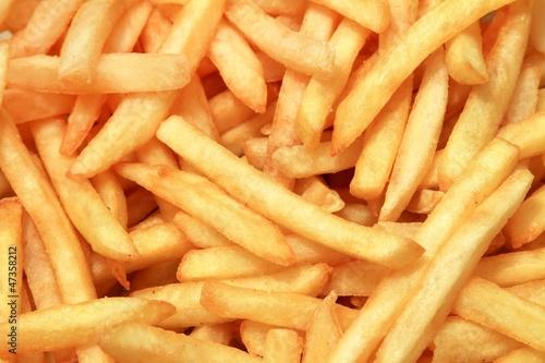 Fotografía Frites en vrac