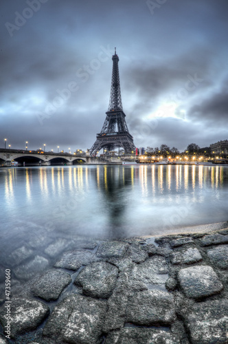 Tour Eiffel - Paris - France #47359660