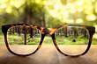 Leinwanddruck Bild - Clear Vision