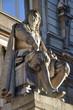 Statue du peintre Nicolas POUSSIN à ROUEN