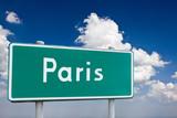 Fototapeta Fototapety Paryż - Znak Paryż