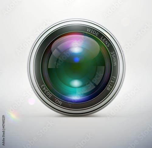 Fotografía  Camera lens