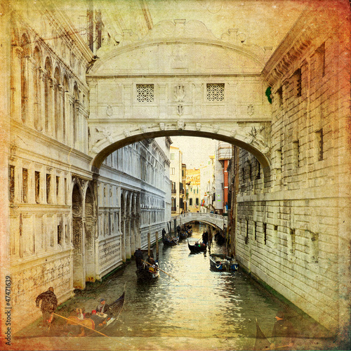Bridge of Sighs - Venice - 47471639