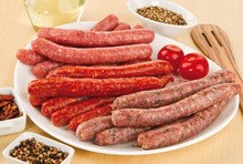 Assortiment De Saucisses