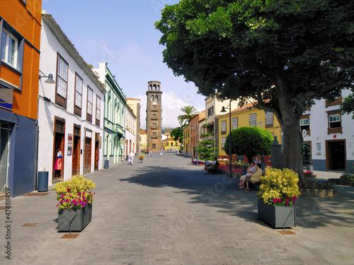 San Cristobal de la Laguna, Tenerife, Canary Islands