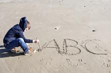Abc On The Beach