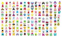 Icon Creatures