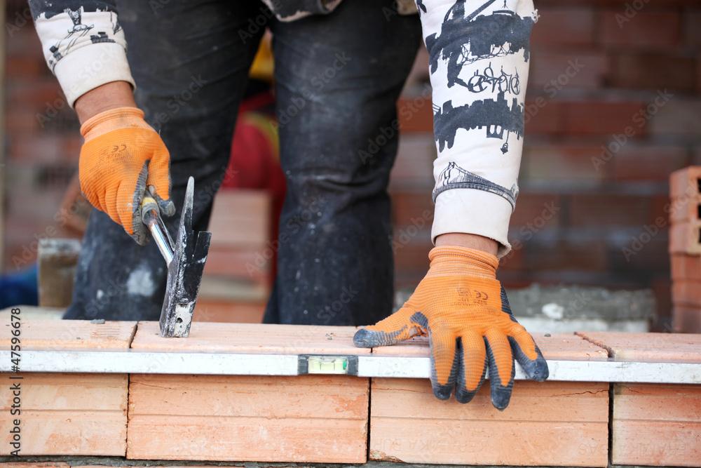 Fototapeta construction site - obraz na płótnie