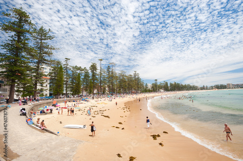 Photo  Manly Beach, Australia