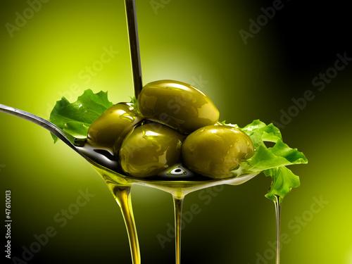 olej i oliwki