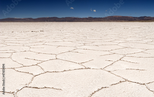Salt lake of Uyuni