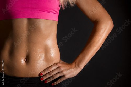 Fotografía  female muscles