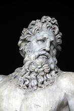 River Tiber Sculpture